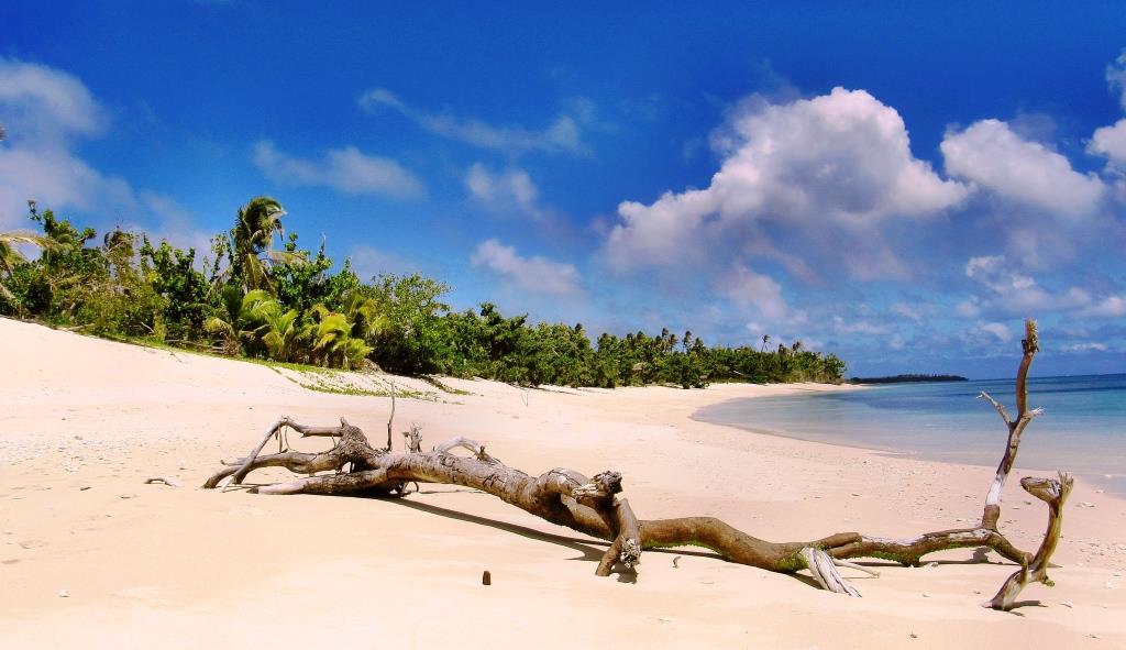 Neben der Karibik ist vor allem die Südsee für ihre traumhaften Inseln bekannt. copyright: M. Hermsdorf / pixelio.de