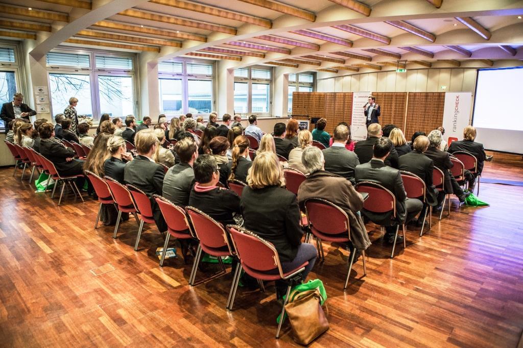 Industrie 4.0 – Unter diesem Motto ging der Cologne Business Day mit hochkarätigen Gästen und einem neuem Besucherrekord zu Ende copyright: Cologne Business Day