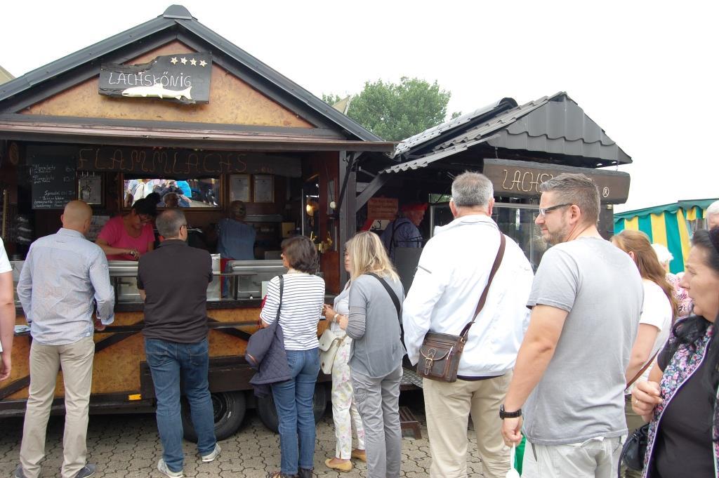 Kulinarische Erlebnisse beim Kölner Fischmarkt copyright: www.rheinlust.de