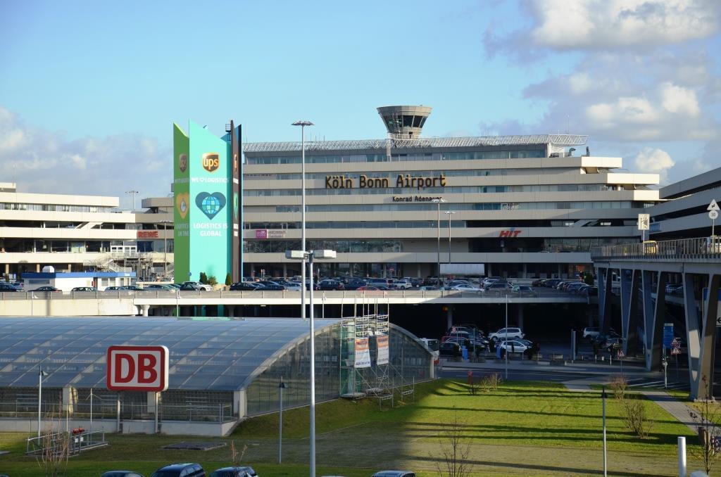 Flughafen Köln Bonn ebenfalls betroffen copyright: Köln Bonn Airport