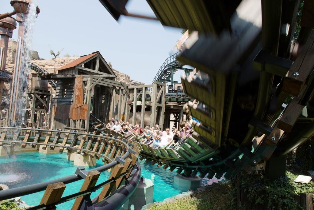 Am 19. März 2016 startet das Phantasialand in die Sommersaison. copyright: Phantasialand