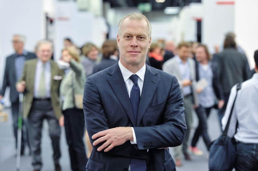 """""""Unsere hohen Erwartungen sind noch einmal übertroffen worden"""", resümiert auch Daniel Hug, Direktor der ART COLOGNE copyright: Koelnmesse"""