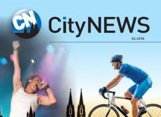 Die neue Ausgabe der CityNEWS ist erschienen! copyright: CityNEWS