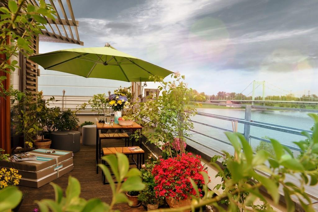 Herausspaziert: Das sind die Trends der Gartensaison 2016 copyright: Koelnmesse GmbH / Carsten Jipp