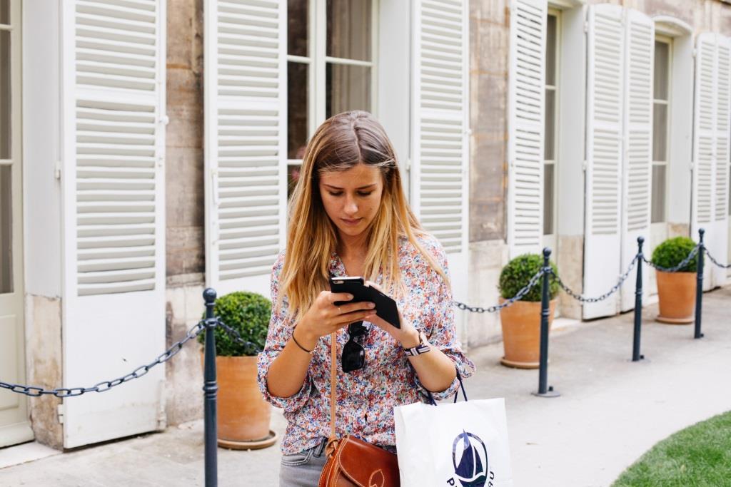 Mobile und ortsbezogene Werbung ist profitabel für den lokalen Handel - copyright: pixabay.com