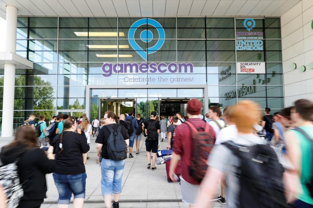gamescom 2017 ist ausverkauft! - copyright: gamescom