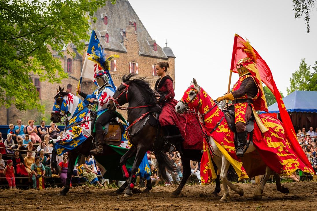 Ritterfestspiele am 14., 15. und 16. Mai 2016 copyright: Mike Goehre