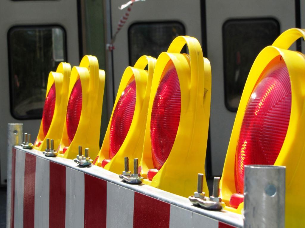 Einschränkungen für den Verkehr copyright: Rainer Sturm / pixelio.de