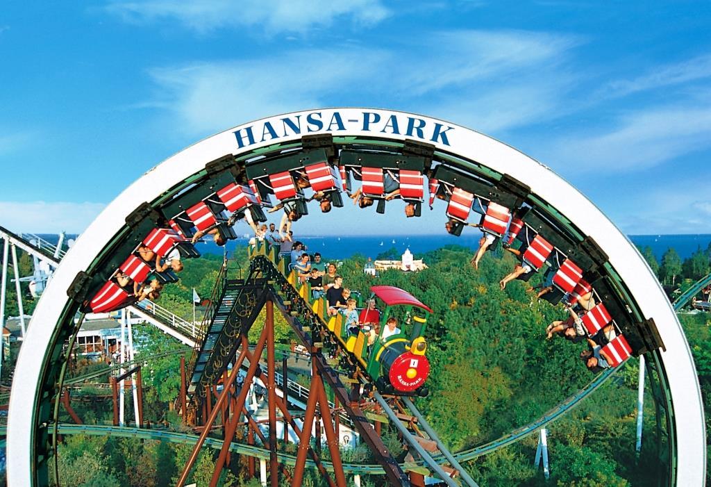 Hansa-Park in Sierksdorf Foto: HANSA-PARK Freizeit- und Familienpark
