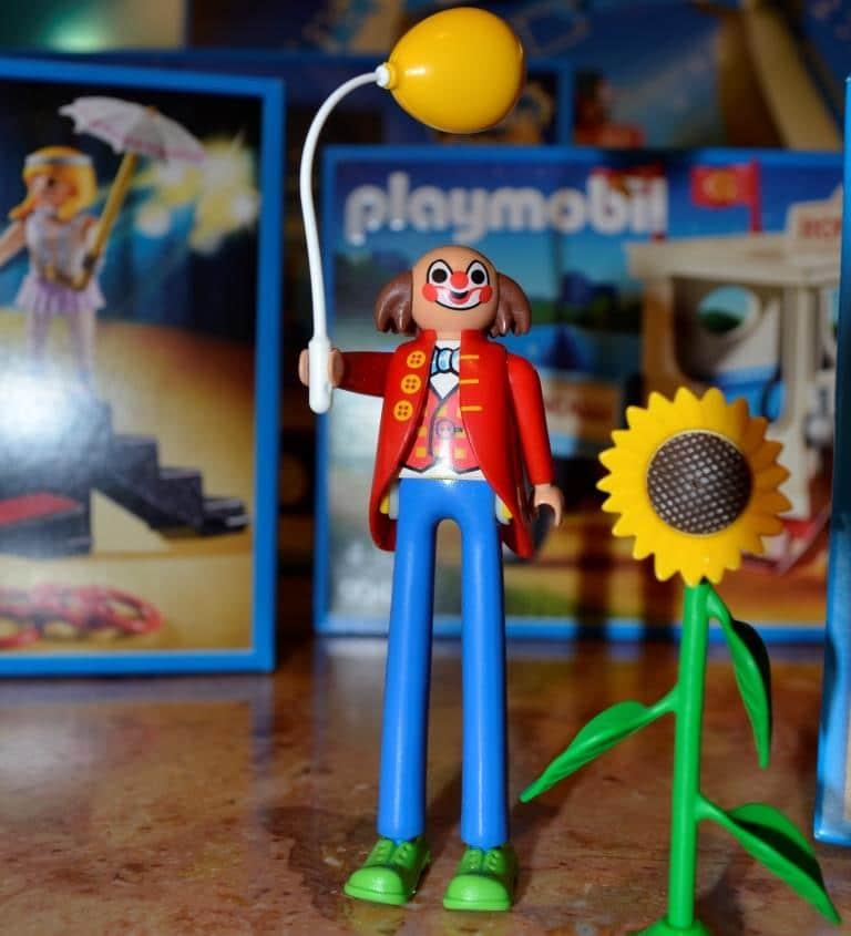 Vor etwa drei Jahren hatte der Circus Roncalli die Idee, gemeinsam mit Deutschlands größtem Spielzeughersteller PLAYMOBIL einen Spielzirkus mit Zubehör für Kinder zu kreieren.  copyright: Galeria Kaufhof