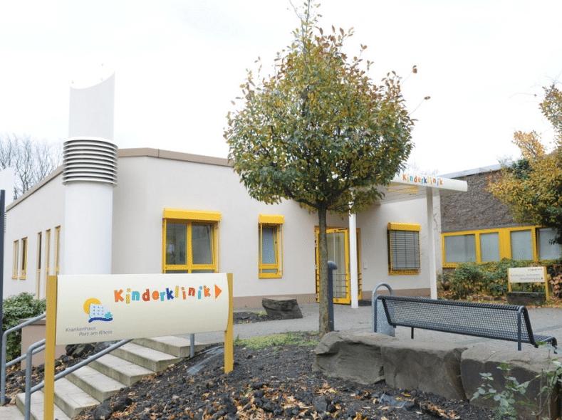"""""""Familienklinik"""" Krabkenhaus Porz am Rhein auf Erfolgskurs copyright: Krankenhaus Porz am Rhein"""
