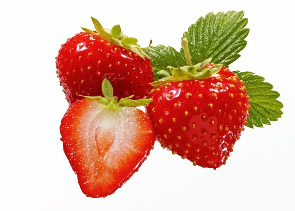 Erdbeeren – rot wie die Liebe copyright: Wirths PR