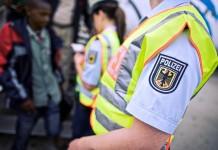 """Bundespolizei in Köln: Einsatz bei """"Randale"""" in S-Bahn und Fahndungserfolge am Flughafen Köln Bonn copyright: Bundespolizei"""