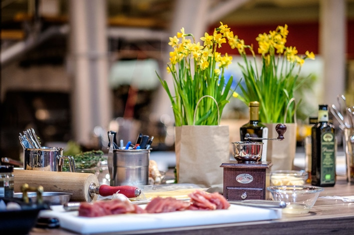 Wie bekommt man das perfekte Steak hin? copyright: Wolfgang Weigler