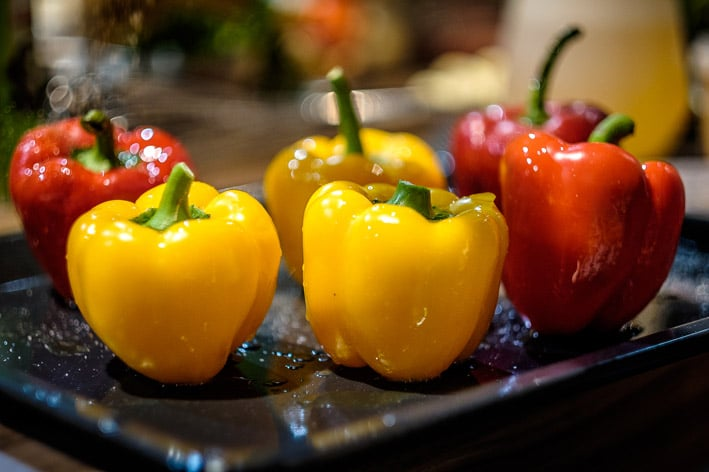 Über welche leckeren Grill-Gerichte freuen sich Veganer? copyright: Wolfgang Weigler