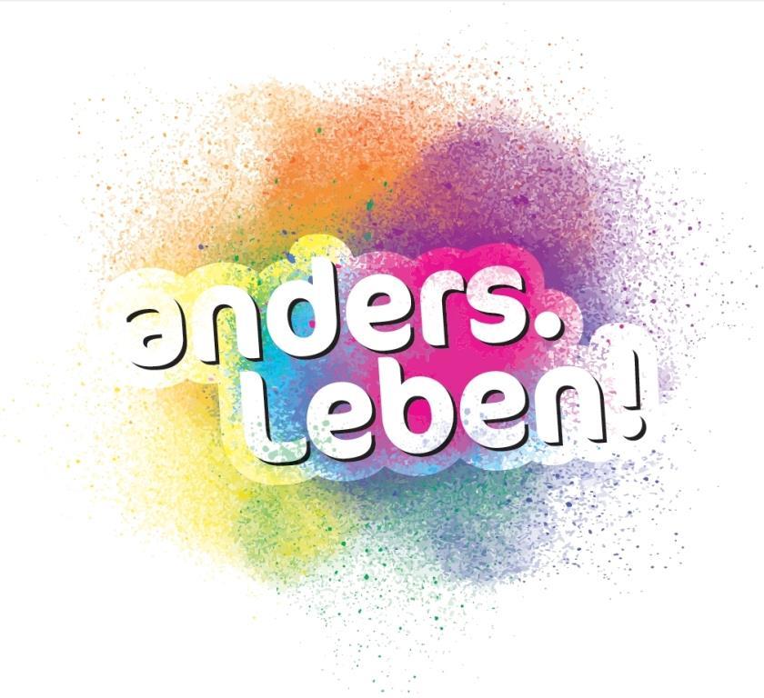 """ColognePride 2016 steht unter dem Motto: """"anders.Leben!"""" - Hier alle Infos zum Straßenfest, Bühnenprogramm, CSD-Parade & Co. in Köln copyright: ColognePride"""