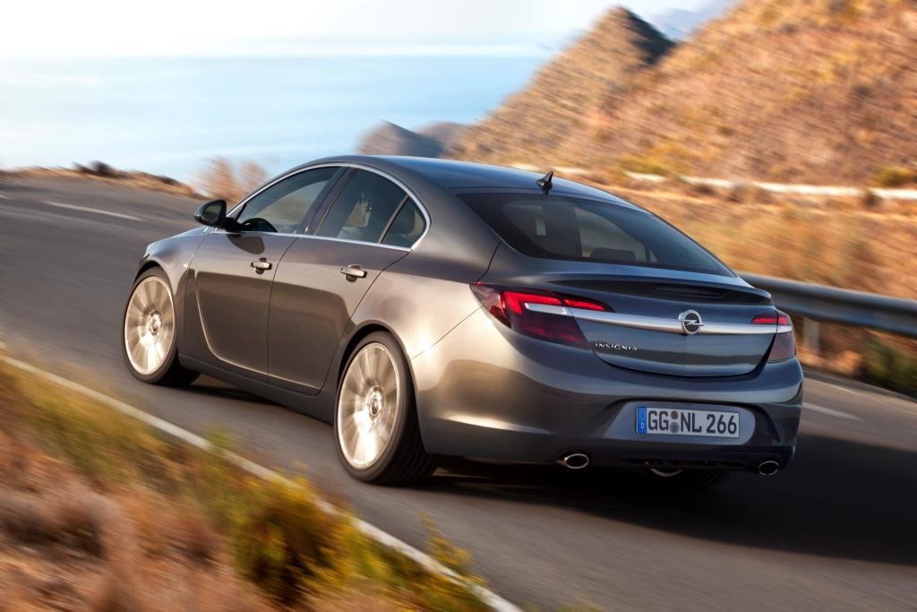 3,46 Liter Diesel pro 100 Kilometer genehmigte sich der Insignia im Schnitt, so konnte erstmals die magische 2.000-Kilometer-Marke geknackt werden. copyright: Adam Opel AG