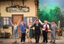 """Musical """"Servus Peter"""" mit Peter Grimberg und Gaststar Willi Herren in der Volksbühne Rudolfplatz in Köln copyright: Veranstalter"""