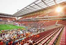Am 07. September 2017 starten rund 20.000 Teilnehmer beim B2Run Köln. - copyright: Infront B2RUN GmbH
