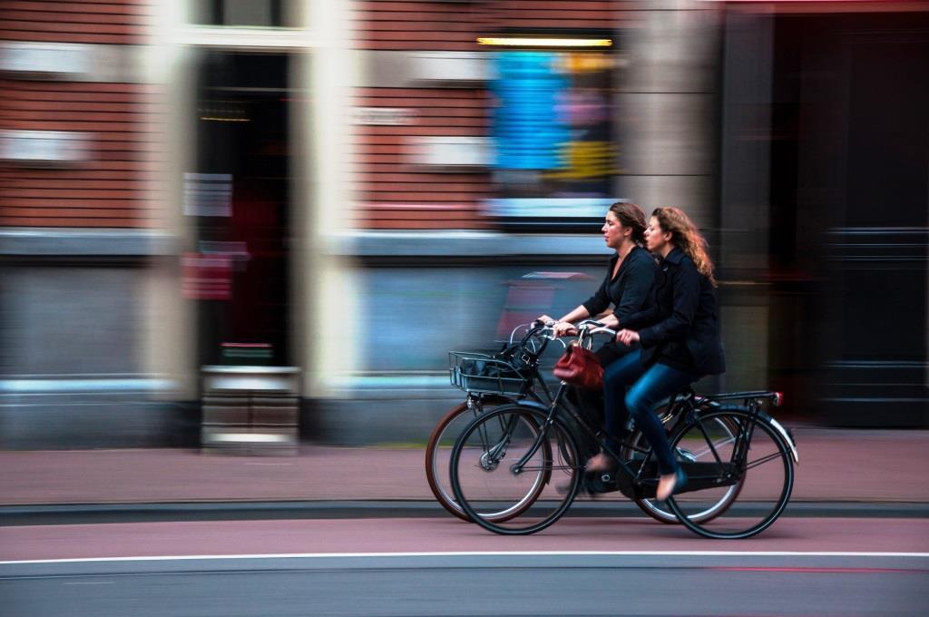 Über 12 Millionen Radfahrer: Kölner steigen immer häufiger aufs Fahrrad copyright: pixabay.com