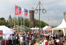 Kölner Mittsommerfest am Schokoladenmuseum im Rheinauhafen vom 17.6. bis 19.6.2016 copyright: Schokoladenmuseum