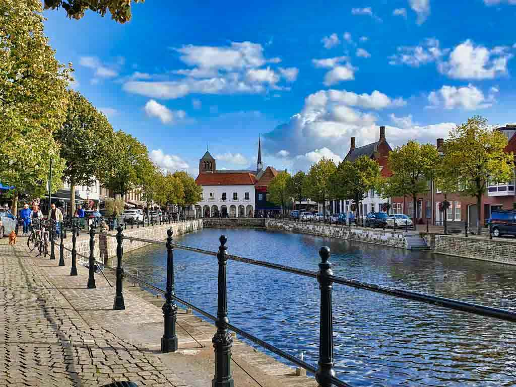 Kleine Städte und Dörfer können auf dem Rad erkundet werden. copyright: CityNEWS