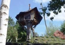 Fürs Baumhaus zum Bauamt? Tipps für das Traumhaus für Kinder! copyright: pixabay.com