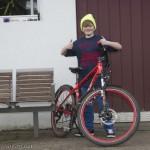 Reifen montiert und rauf aufs Rad: Los geht?s! copyright: www.pd-f.de / Kay Tkatzik
