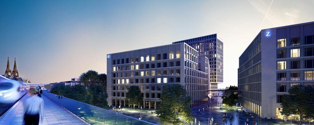 Projektentwicklung von STRABAG Real Estate und ECE geht nun in die Realisierungsphase -Baubeginn könnte noch 2016 erfolgen copyright: SRE/ECE/HH-Vision