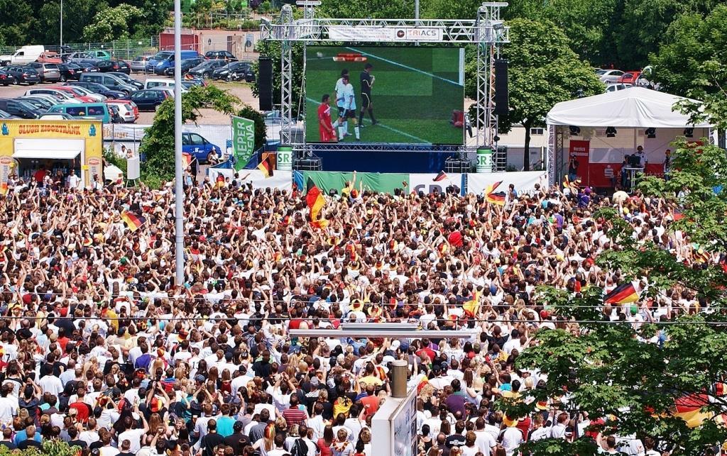 Sie haben noch eine Public-Viewing-Location die hier fehlt? Senden Sie uns Ihren Vorschlag! copyright: wandersmann / pixelio.de
