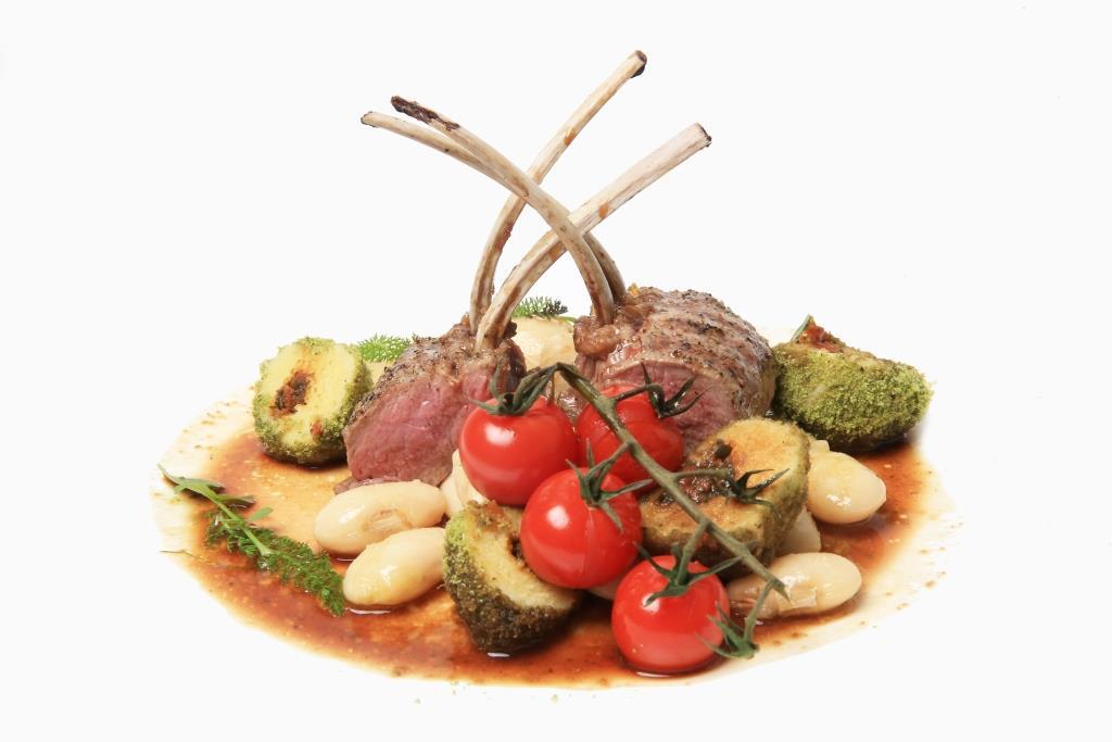 Gastronomie serviert vermehrt Lammkreationen copyright: Tim Reckmann / pixelio.de