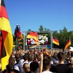 Wo gibt's Public Viewing in Köln? Rudel-Gucken zur Fußball-Europameisterschaft copyright: Jens Zehnder / pixelio.de
