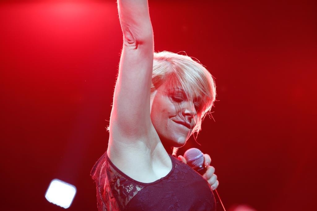 Michelle - Ich würd´ es wieder tun - Live-Tour 2017 copyright: Alex Weis / CityNEWS