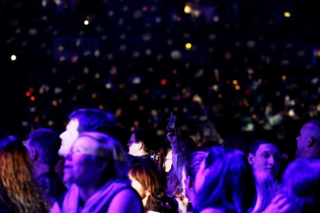 Knapp 10.000 Schlagerfans versammelten sich am 30.04.2016 in der Kölner LANXESS arena um ihre Musikidole zu feiern. copyright: Alex Weis / CityNEWS