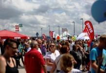 Großes REWE Family Fest auf dem Flughafen Köln/ Bonn am 17.06.2017: Das kostenlose Event für Groß und Klein! - copyright: Alex Weis / CityNEWS