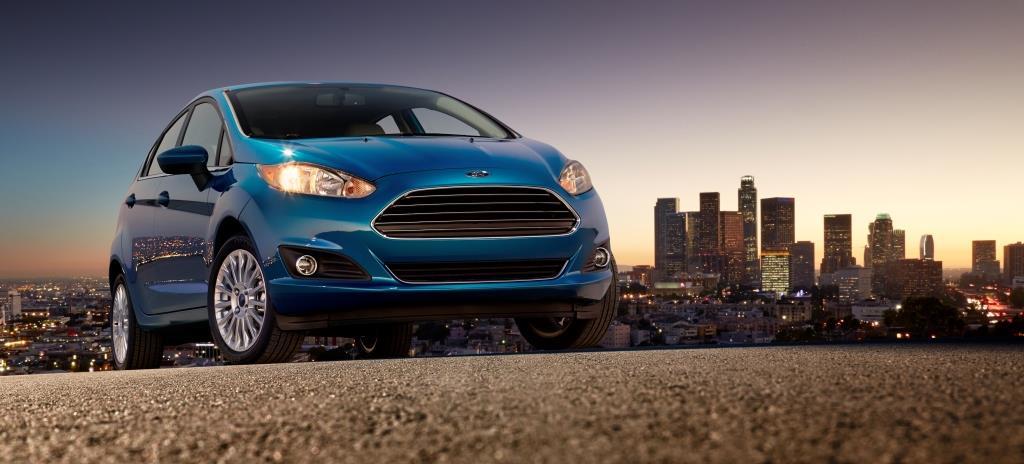 Fiesta 2016 copyright: Ford-Werke GmbH