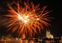 Die Kölner Lichter 2016: Feuerwerk der Kontraste - Hier alle Infos zur Veranstaltung copyright: Veranstaltungsbüro Werner Nolden
