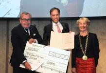 Verleihung Felicien-Steichen-Preis an PD Dr. Bulian copyright: Peter Schmalfeldt