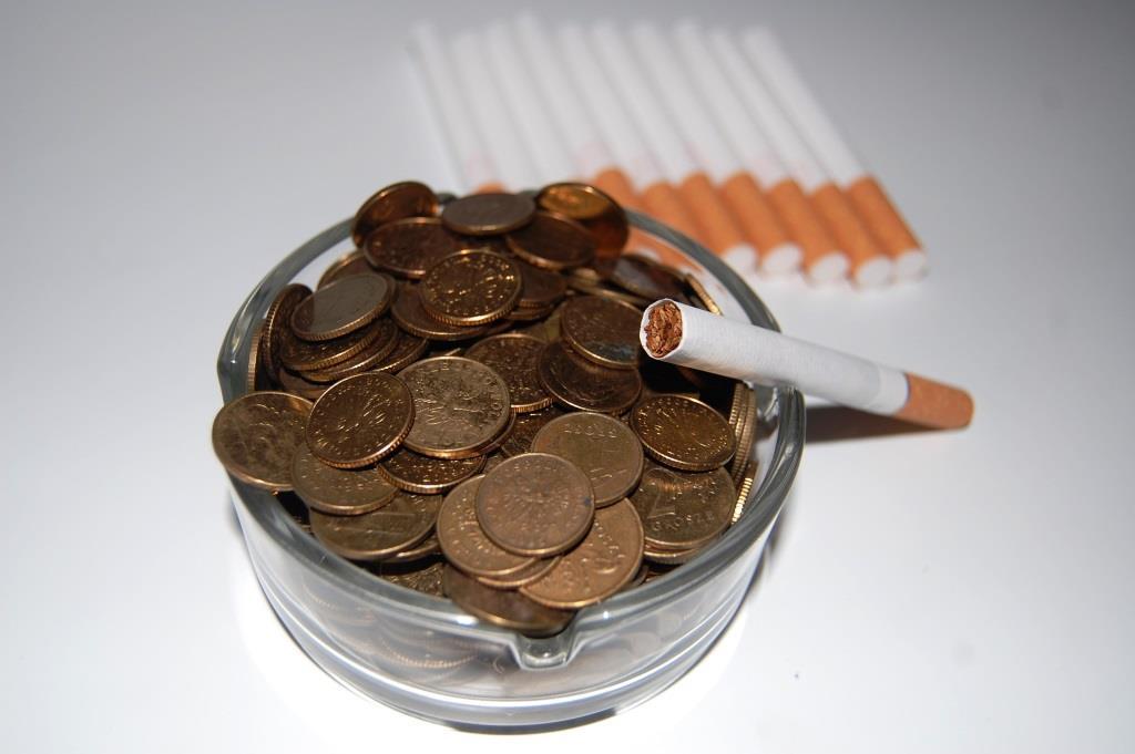 Rauchen wird immer teurer! copyright: pixabay.com