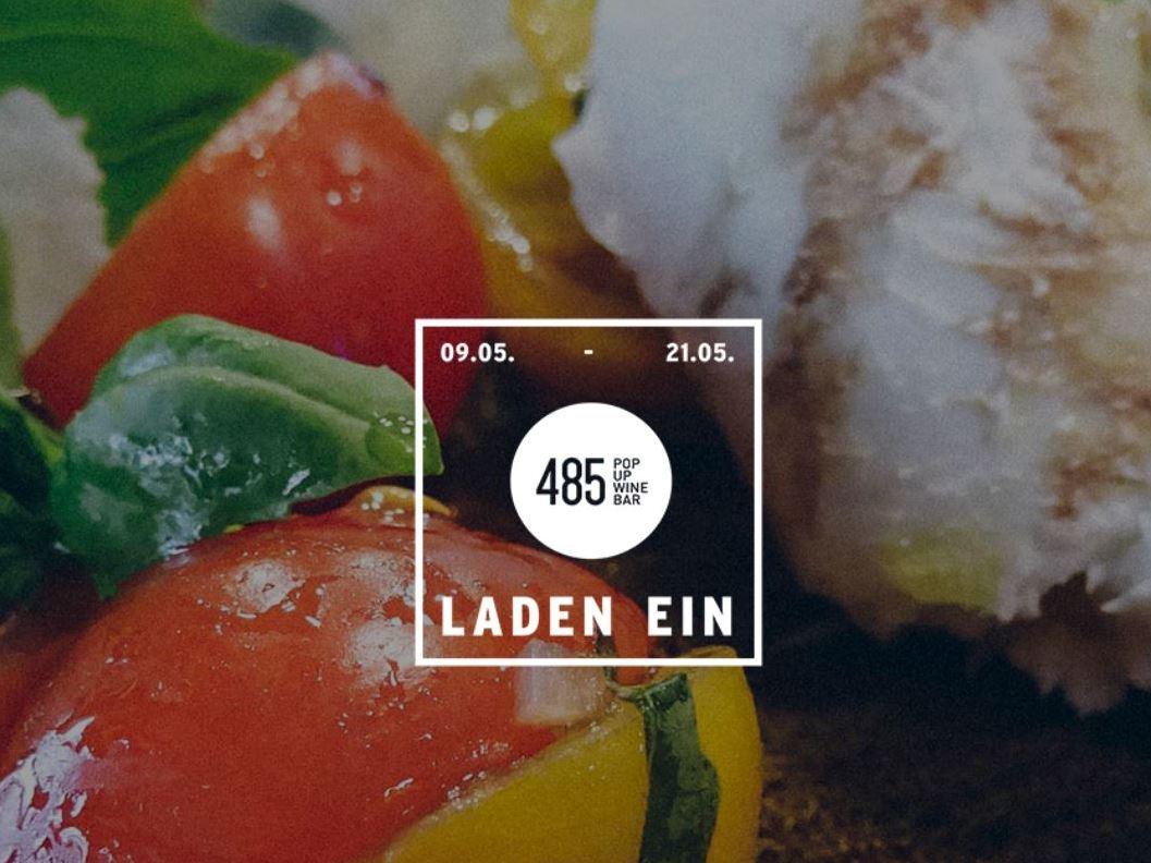 LADEN EIN stellt Kölns erste Pop Up Weinbar vor copyright: LADEN EIN