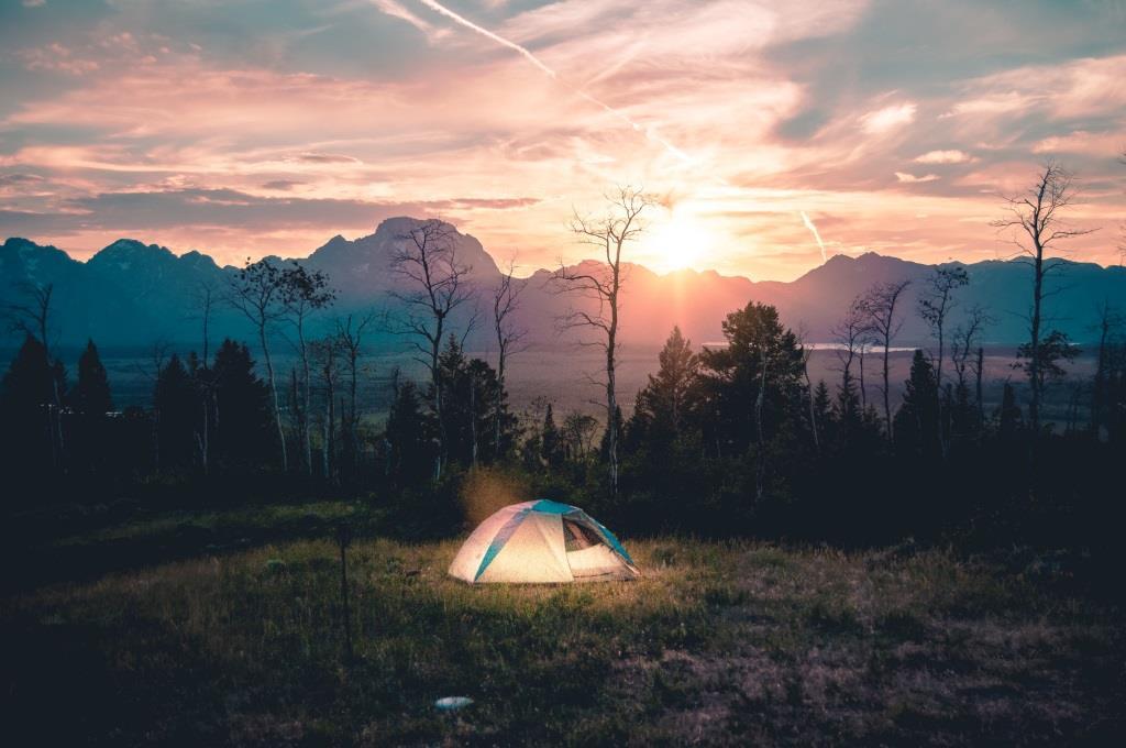 2015: 29,2 Millionen Nächtigungen auf deutschen Campingplätzen copyright: pixabay.com