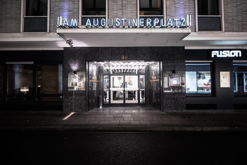 Das Hotel am Augustinerplatz - direkt in der Kölner City copyright: Hotel am Augustinerplatz