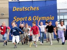 Die über 3.000 angemeldeten Kinder und Jugendlichen erwartet eine Erlebniswelt mit zahlreichen Sportarten und Sportstars copyright: Deutsches Sport & Olympia Museum