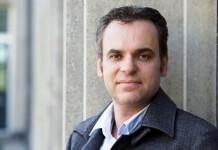 Prof. Dr. Frank Überall im Interview mit CityNEWS copyright: Manfred Wegener