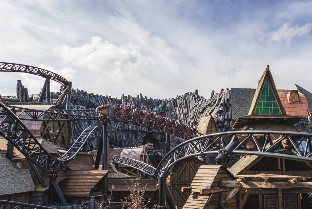 Phantasialand in Brühl copyright: Phantasialand / Robert Fuelling