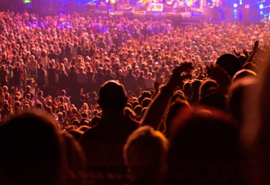 Die kölsche Rockband BAP lud zum 40. Jubiläums-Konzert und 15.000 Fans feierten mit Frontmann Wolfgang Niedecken. copyright: Alex Weis / CityNEWS