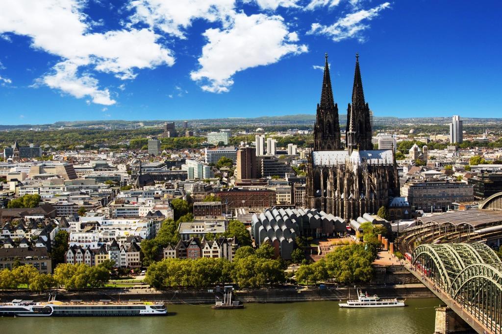 Die Bevölkerung in Köln wächst: 2016 waren in der Domstadt 1.081.701 Einwohner gemeldet. - copyright: Alex Weis / CityNEWS