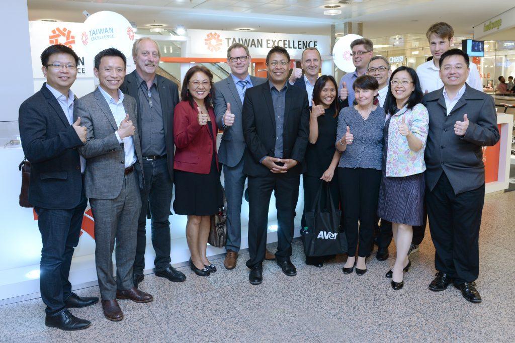 Taiwanesische Ausstellung in Köln feierlich eröffnet copyright: PR
