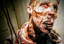 "Neue Horror-Attraktion ""The Walking Dead Breakout"" eröffnet im Movie Park Germany copyright: Movie Park Germany"
