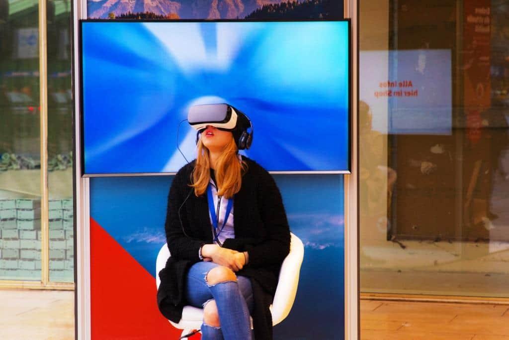 Breites Anwendungsspektrum für Augmented Reality über Entertainment hinaus copyright: pixabay.com